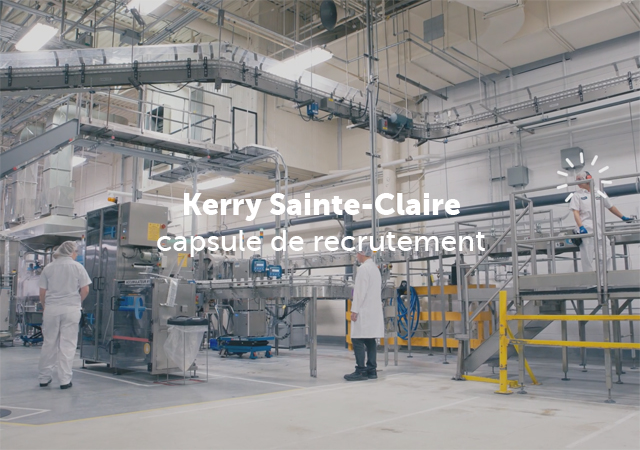 Kerry Sainte-Claire – Capsule de recrutement